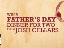Father's Day Dinner for Two
