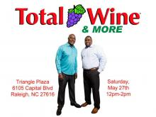 The Sports Shop Live at Total Wine & More