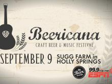 Beericana Craft Beer & Music Festival