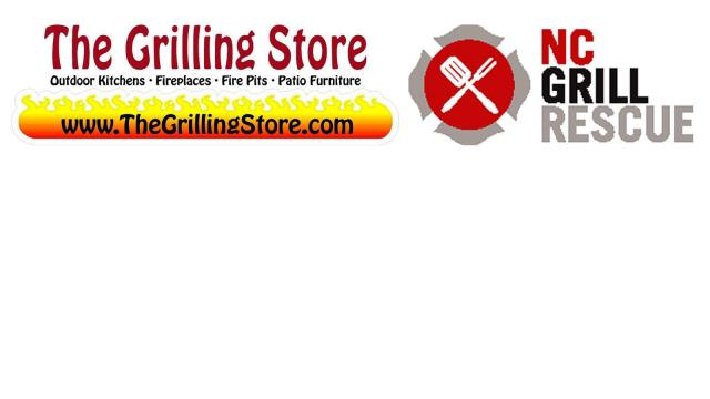 The Grilling Store AND NC Grille Rescue