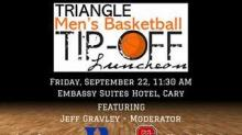 IMAGES: Tip-Off Luncheon to unite Triangle hoops coaches