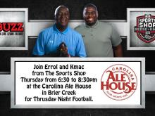 The Sports Shop at Carolina Ale House