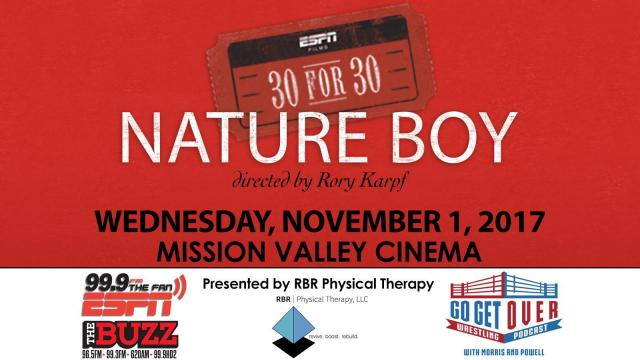 "ESPN's 30 for 30 ""Nature Boy"""