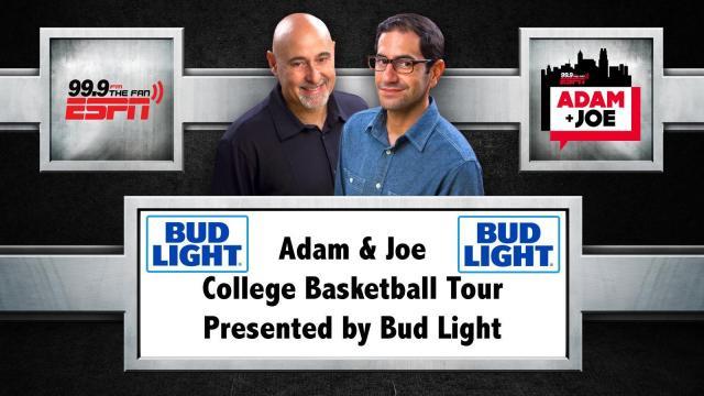 Adam & Joe College Basketball Tour
