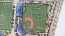 IMAGES: Holly Springs multi-purpose sports complex