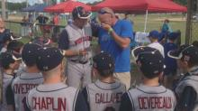 IMAGE: Raleigh Little Leaguers show big-league compassion