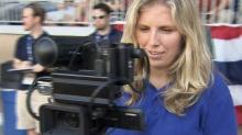 IMAGE: Raleigh woman living dream as MLB's only female scout