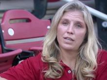 Only female MLB scout got start at NC State