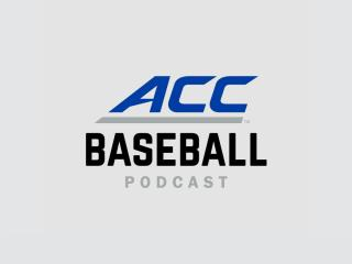 ACC baseball podcast logo