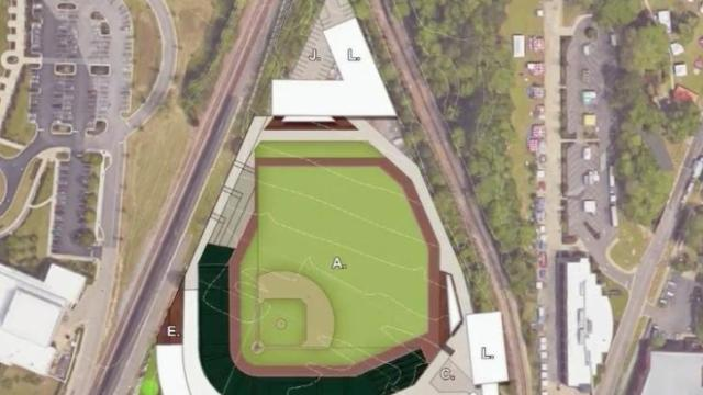 Plans for Fayetteville minor league baseball park
