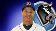 IMAGE: Montoyo, staff back with Durham Bulls in '13