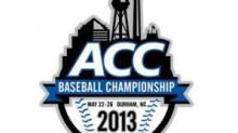 2013 ACC Baseball Tournament logo