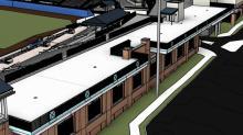 IMAGES: Durham Bulls renovation plans