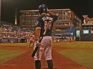 Durham Bulls defeat PawSox (Sept. 11) 2-1 for Game 2 of the Governor's Cup Finals.
