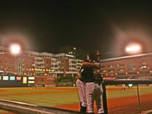 Durham Bulls defeat PawSox (Sept. 11) 2-1 for Game 2 of the Governor's Cup Finals