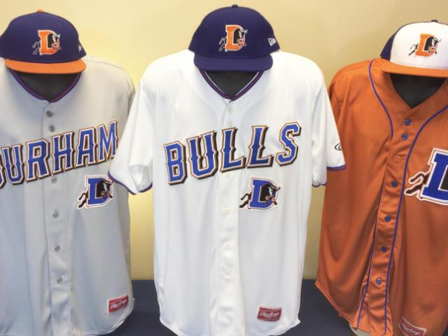 The Durham Bulls unveiled Monday three new jerseys that will make up the storied franchise's uniform set beginning in 2014.