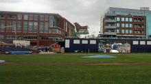 Durham Bulls renovations