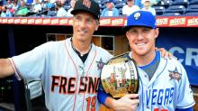IMAGES: Images: Triple-A All Stars battle it out at DBAP