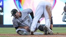 IMAGES: Images: Bulls down Knights 7-4 in home opener