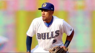 Kean Wong tallied three hits in Durham's 8-5 loss Wednesday afternoon (BrianFlemingPhotography.com)