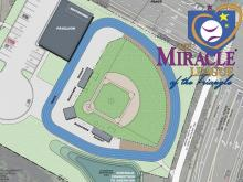 Bulls, Miracle League bring new field to Durham