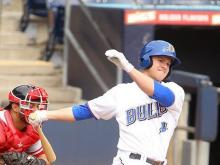 Bauers homers again; Bulls lower magic number to 9