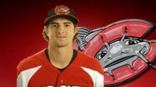 IMAGE: Merritt notches No. 13 as Mudcats drop Keys