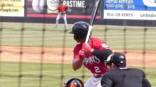 Medlin: Mudcats' Ray overcoming injury, looking to thrive in Brewers system