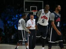 Coach K lays out training plan for Team USA