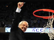 Roy Williams has been the head basketball coach at UNC since the 2003-04, leading them to two National Championships and four Final Fours.