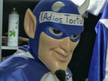 Duke, UNC mascots keep mystery behind the mask