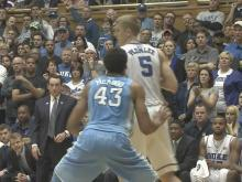 02/14: Medlin: Key moments from Duke-Carolina