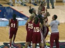 Shaw Lady Bears bring home CIAA championship win