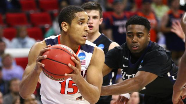 Uva S Brogdon Making College Experience Pay Off In Nba