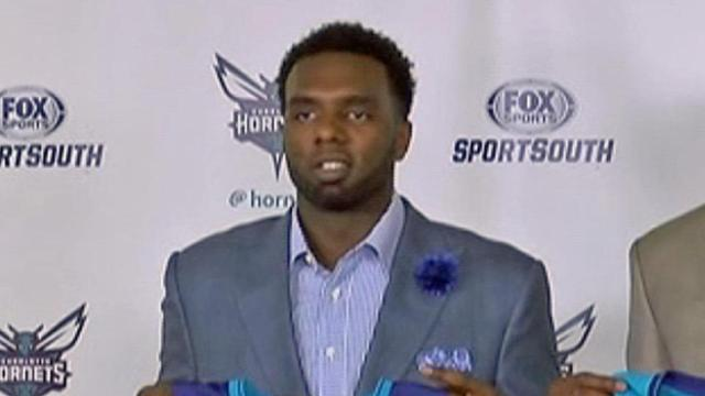 Hornets 2014 first round draft picks PJ Hairston and Vonleh