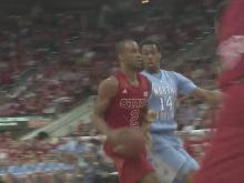 UNC hosts NC State in critical meeting