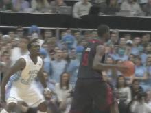 UNC takes advantage of Pack turnovers in win