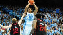 IMAGES: UNC pulls away from NC State late in 76-65 win