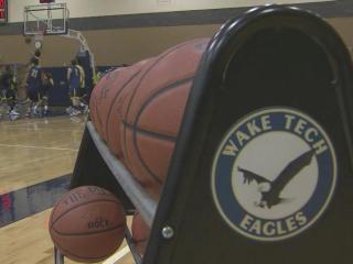 Wake Tech basketball
