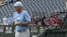 UNC, State having fun before games