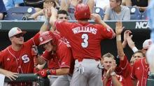 IMAGES: Game blog: Rodon, NC State top UNC in CWS opener
