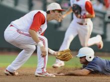 CWS NC State North Carolina Baseball