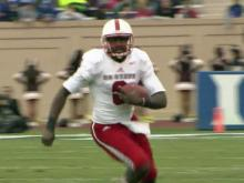 Team coverage: UNC and NC State coaches each face QB questions Monday