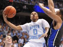 Duke and UNC battle in Chapel Hill