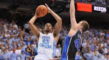 IMAGES: Images: Duke and UNC battle in Chapel Hill