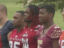 Swofford, players excited about new-look ACC