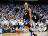 Duke rallies to nip UNC, 74-73