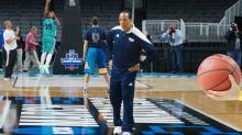 UNC-Wilmington practices ahead of Duke in NCAA tourney