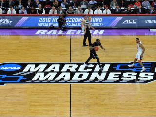 A general view of PNC Arena during second round action of the 2016 NCAA Men's Basketball Tournament on March 19, 2016 in Raleigh , NC. (Will Bratton/WRAL contributor)