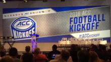 IMAGES: Images: ACC Coaches, Players and Media Gather for 2016 ACC Kickoff Event